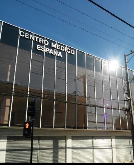 Sucursal Centro Médico España